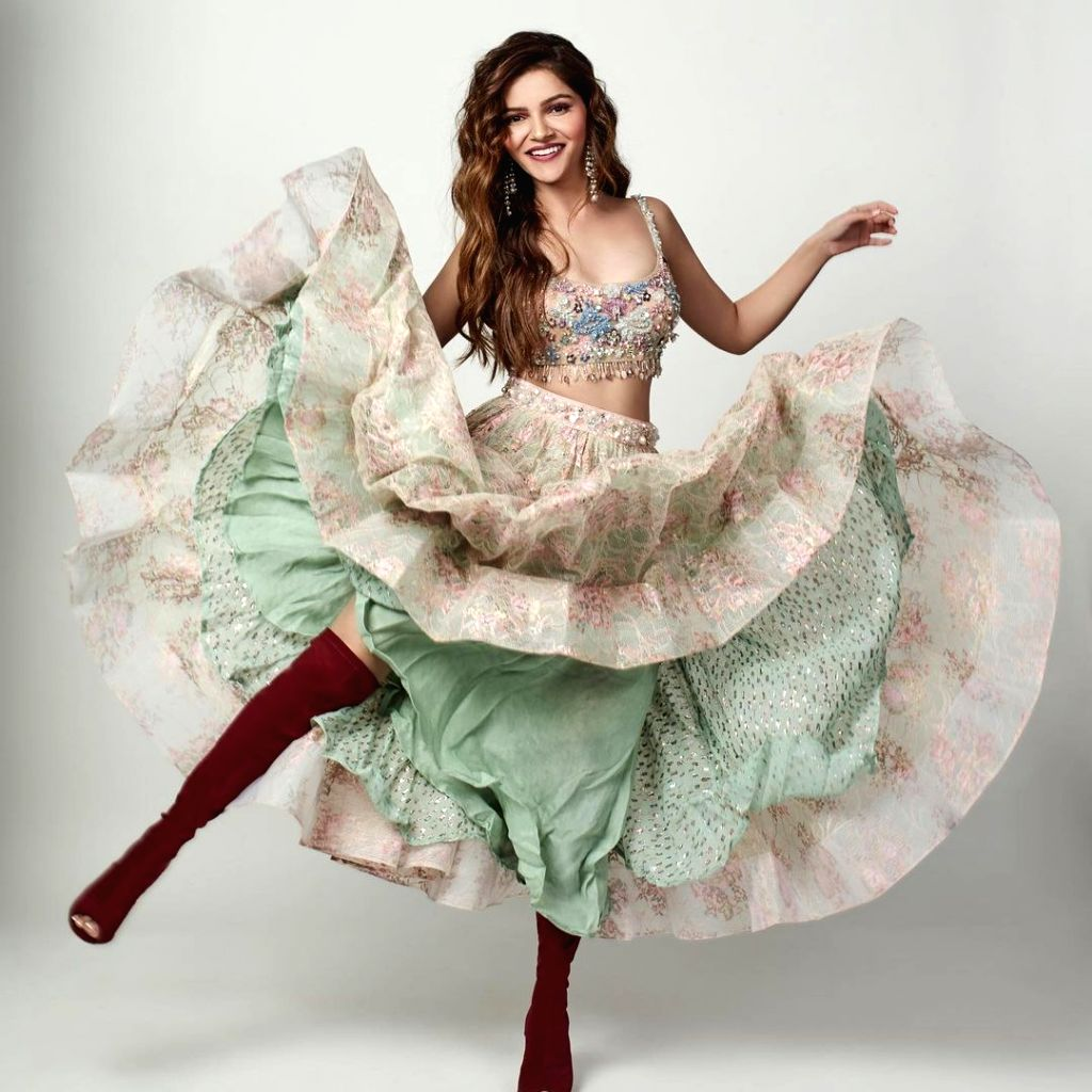 Rubina Dilaik: Life is a beautiful dance