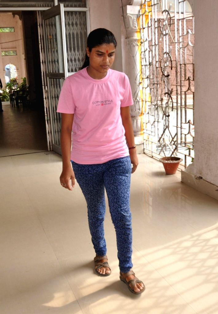 Ruby Rai, the controversial Bihar topper. (File Photo: IANS) - Rai