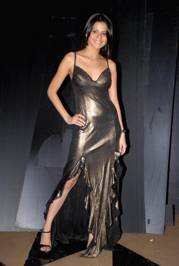 Rucha Gujrati at the film 'Lottery' premiere.