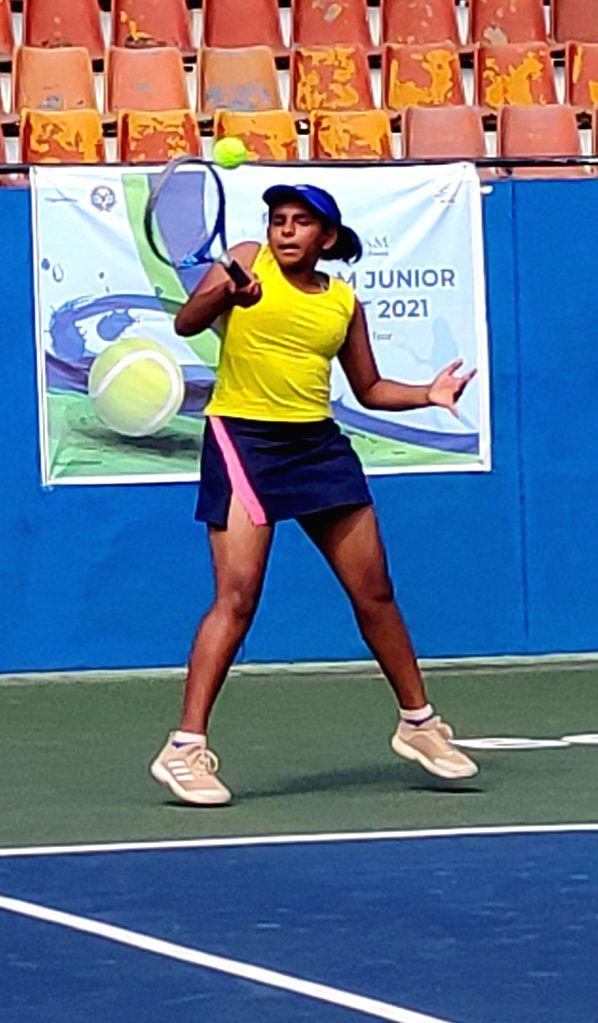 Ruhan scores upset win at KSLTA u-14 Talent Series tennis