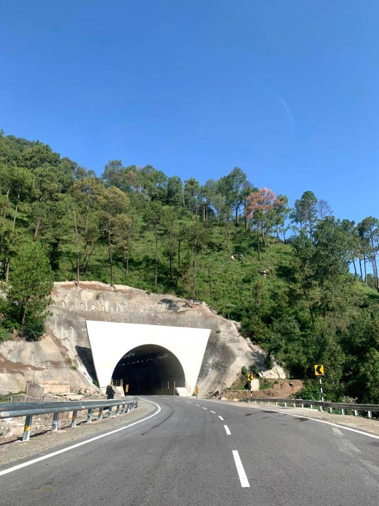 Running through time, British-era Parwanoo-Solan highway inaugurated.