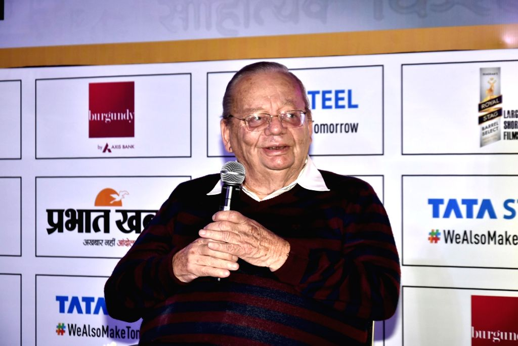Ruskin Bond. (File Photo: IANS)
