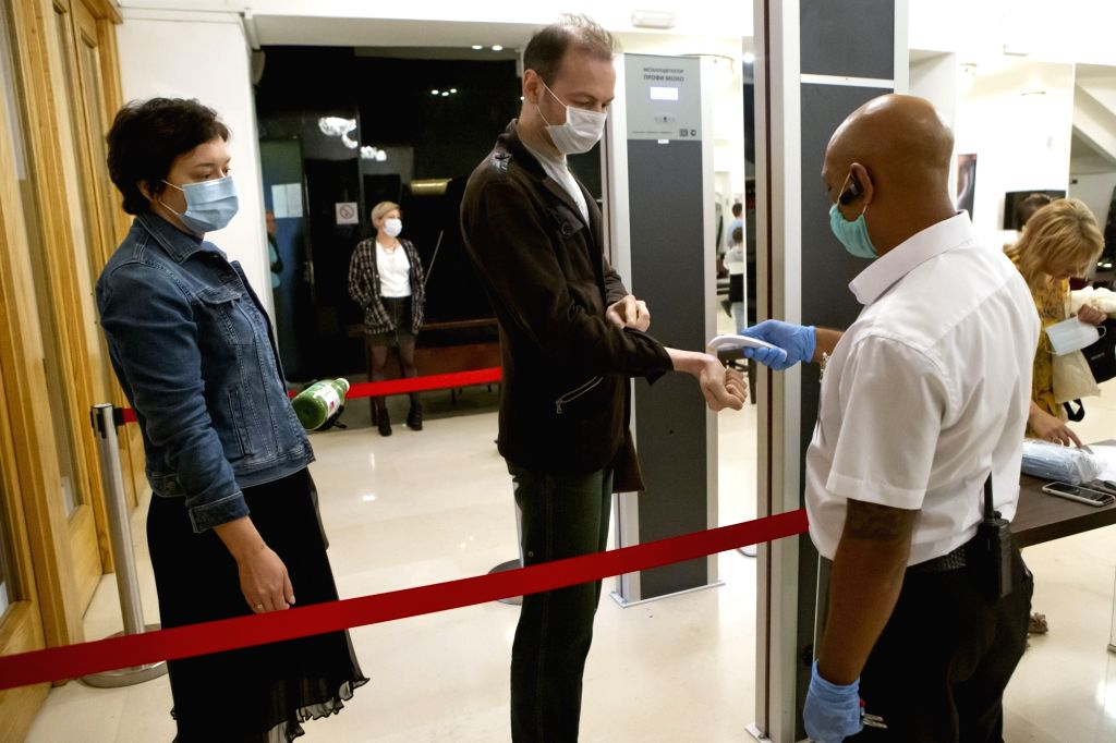 Russia adds 27,403 new Covid-19 cases