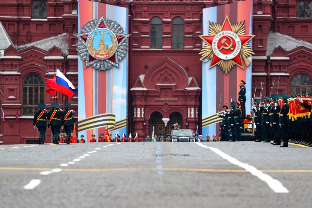 Russia celebrates Victory Day amid pandemic