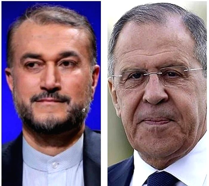 Russia, Iran bolster partnership amid fast-changing geopolitical situation. (Image courtesy: Twitter/@IRIMFA)