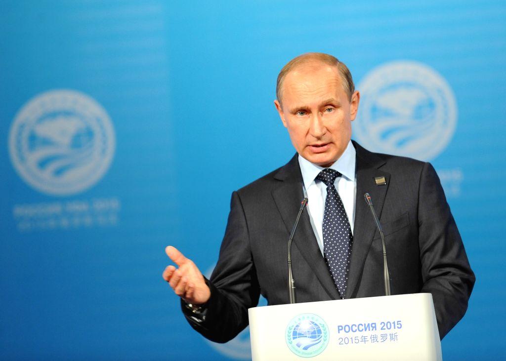 Russian President Vladimir Putin. (File Photo: Xinhua/Dai Tianfang/IANS)