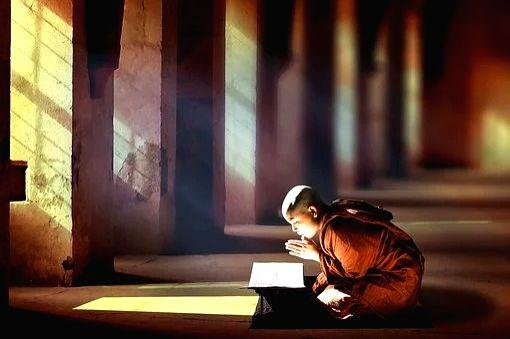 Russian scientists establish Buddhist meditative state.(photo:Pixabay.com)