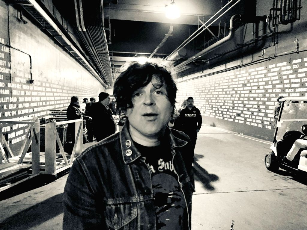 Ryan Adams. (Photo: Twitter/@TheRyanAdams)