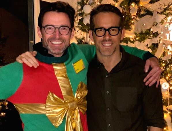 Ryan Reynolds reignites hilarious feud with Hugh Jackman.