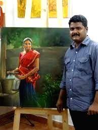 S Elayaraja ,Dravidian artist who passed away on Monday.