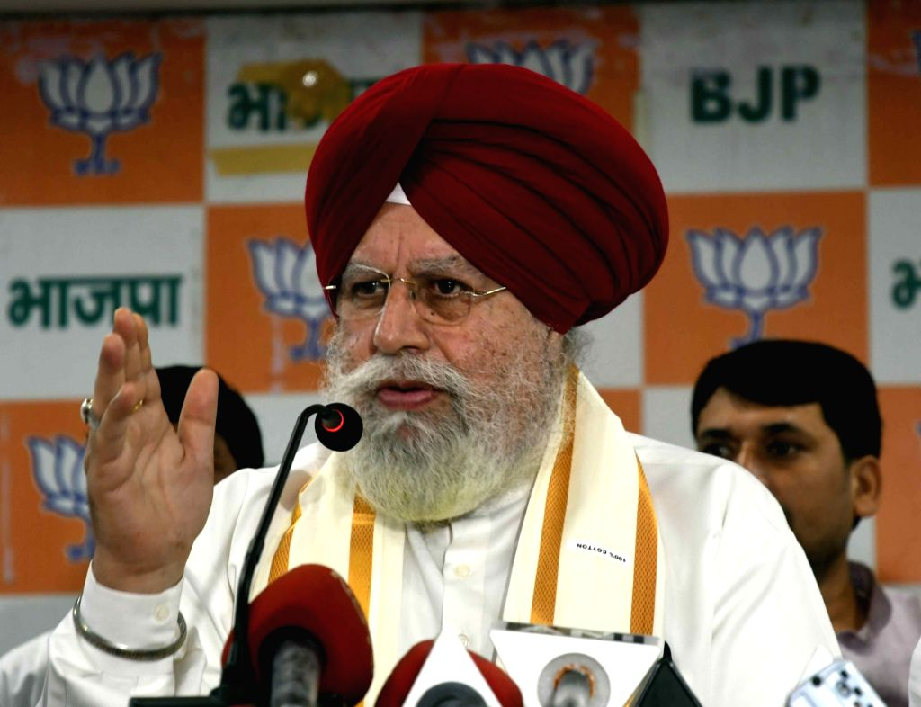 S.S. Ahluwalia. (Photo: IANS)