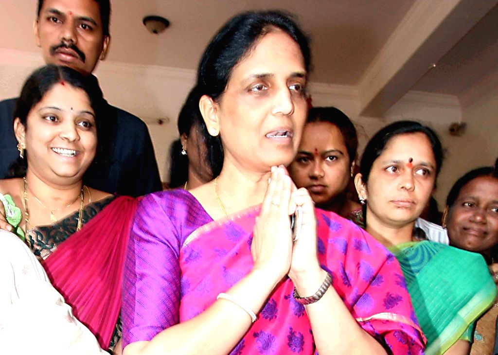 Sabitha Indra Reddy. (File Photo: IANS) - Sabitha Indra Reddy