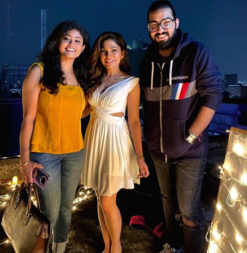 Sachet and Parampara open up on collaborating with Tulsi Kumar. - Tulsi Kumar