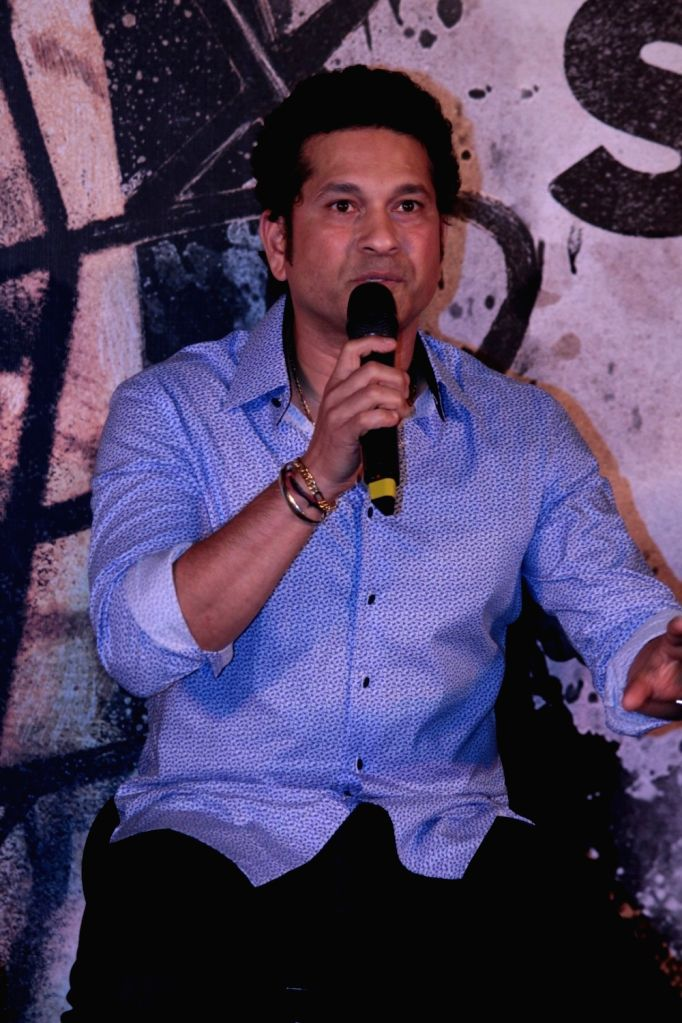Trailer launch film Sachin: A Million Dreams