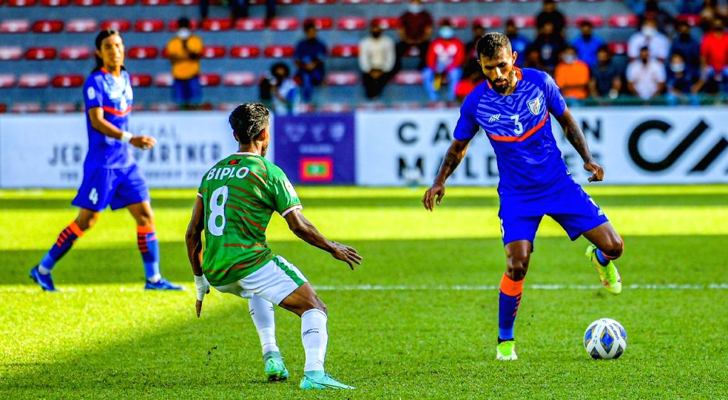 SAFF Championship: India held to 1-1 draw by Bangladesh