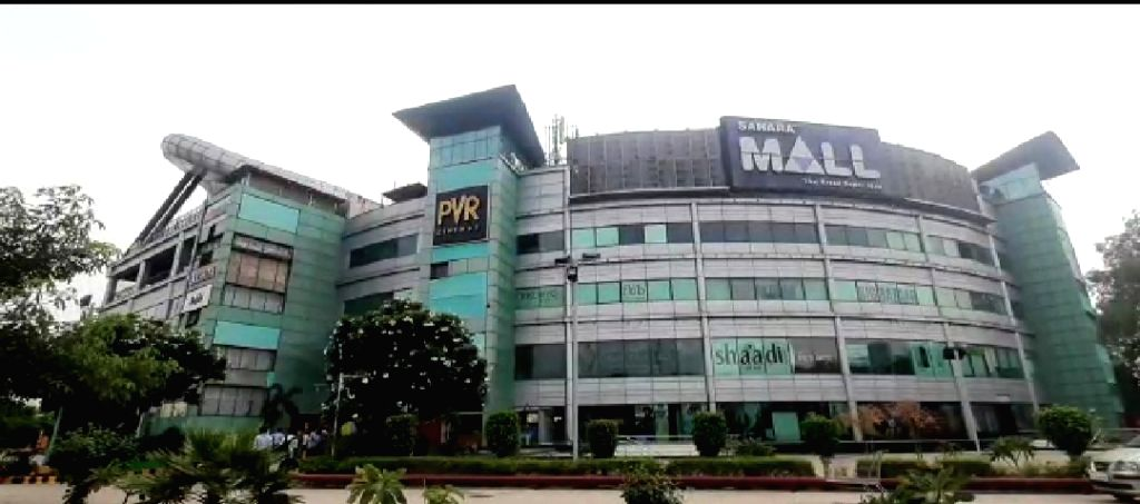Sahara Mall sealed over floating pollution norms.