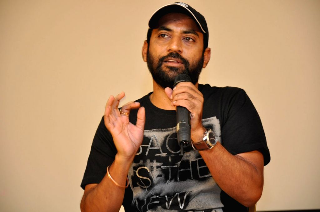 Sai Kishore Machha Press meet.