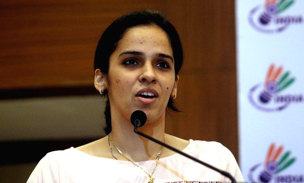 Saina Nehwal. (File Photo: IANS)