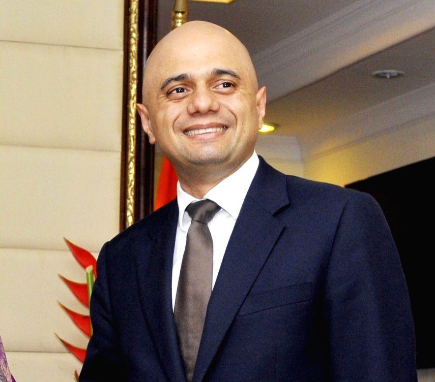 :Sajid Javid. (File Photo: IANS).
