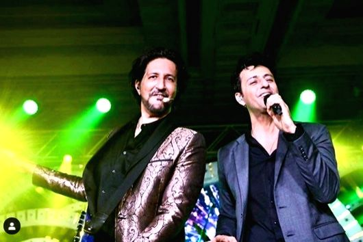 Salim-Sulaiman working on song in praise of Lord Shiva.