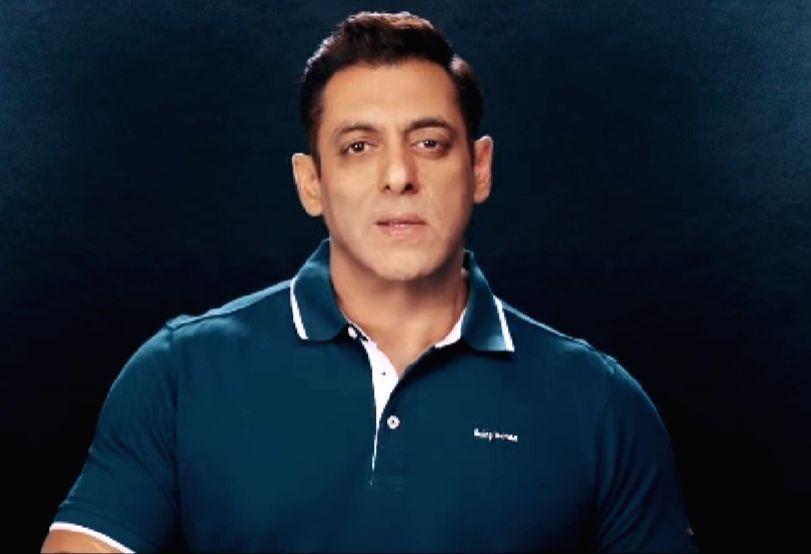 Salman Khan appeals against piracy ahead of Radhe release - Salman Khan
