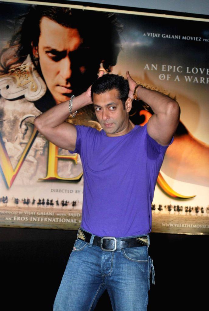 Salman Khan at