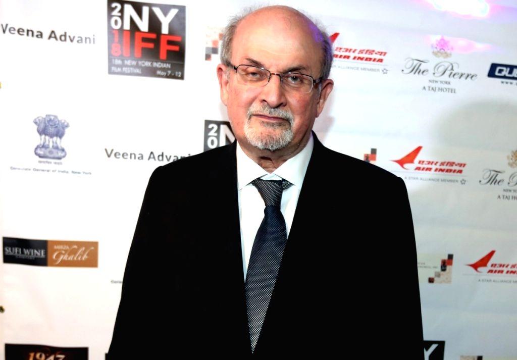Salman Rushdie. (File Photo: IANS)