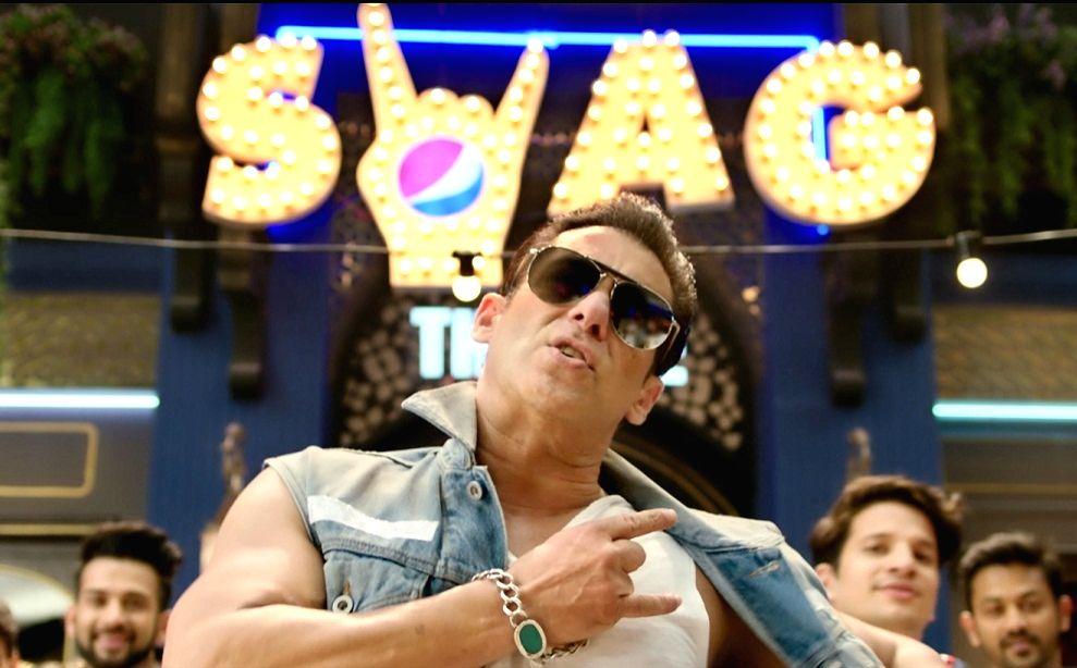 Salman's 'Swag Se Solo'