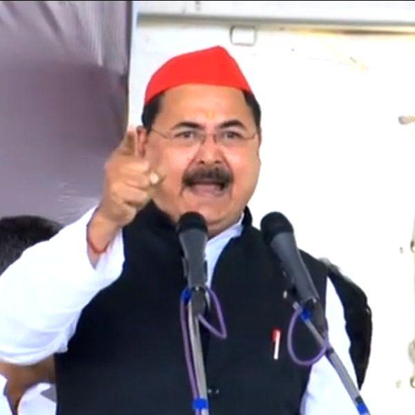 Samajwadi Party national spokesperson IP Singh.