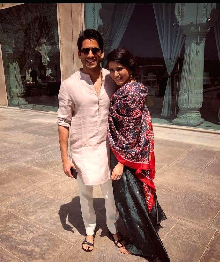 Samantha, Naga Chaitanya announce seperation