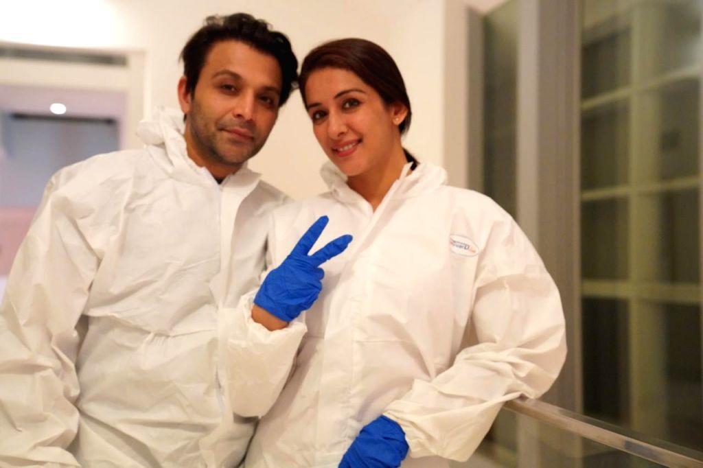Sameksha, Shael's new song a tribute to doctors fighting COVID-19.