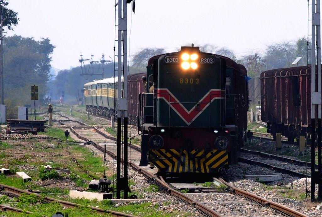 Samjhauta Express. (File Photo: IANS)