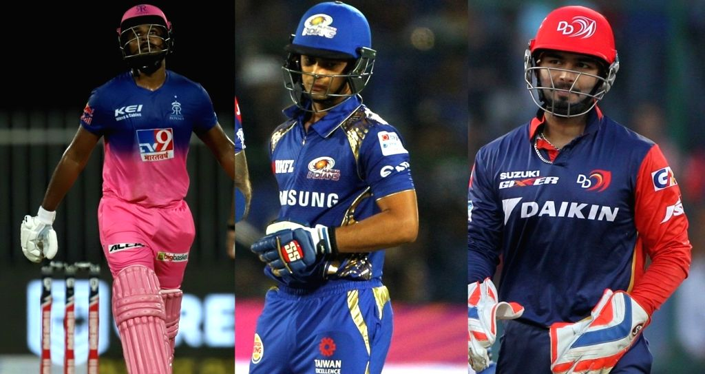 Samson, Kishan, Pant in new role as 'wicket-keepers'.