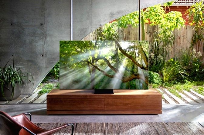Samsung 2020 QLED 8K TVs in India next week from Rs 5 lakh.