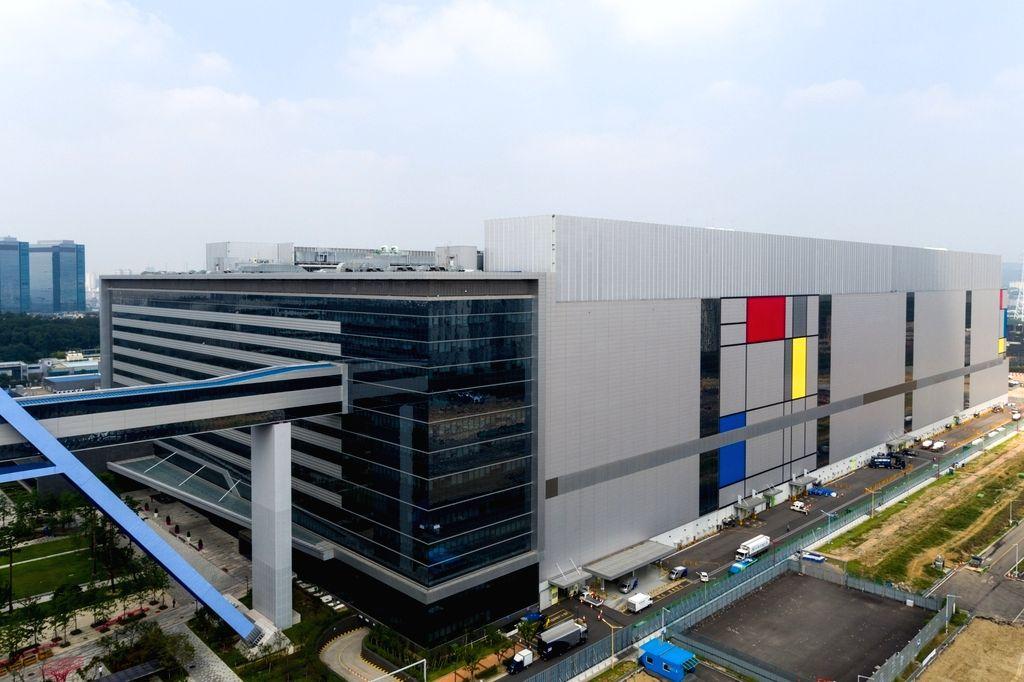 Samsung develops 8nm RF chip process technology.