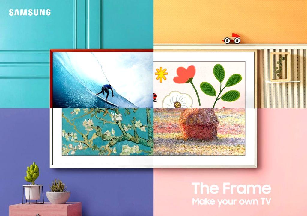 Samsung Frame TV.