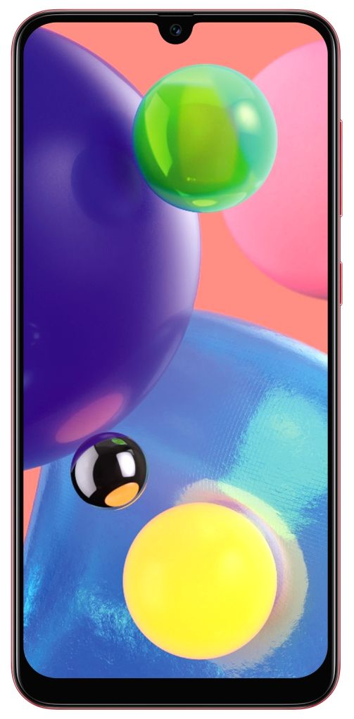 Samsung Galaxy A70s.