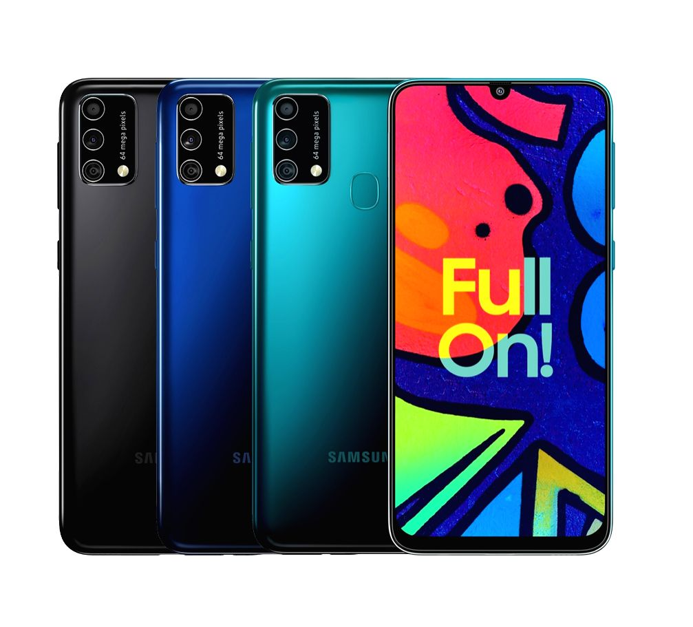 Samsung Galaxy F41.