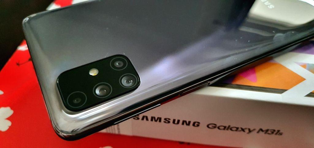 Samsung Galaxy M31s: Makes a stellar entry in Rs 20K segment .
