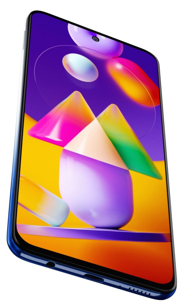 Samsung Galaxy M31s with 64MP Intelli-Cam arrives in India.