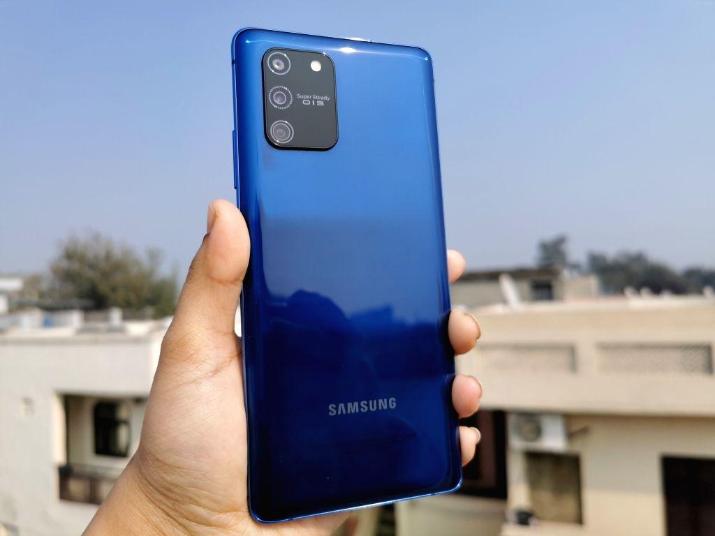 Samsung Galaxy S 10.