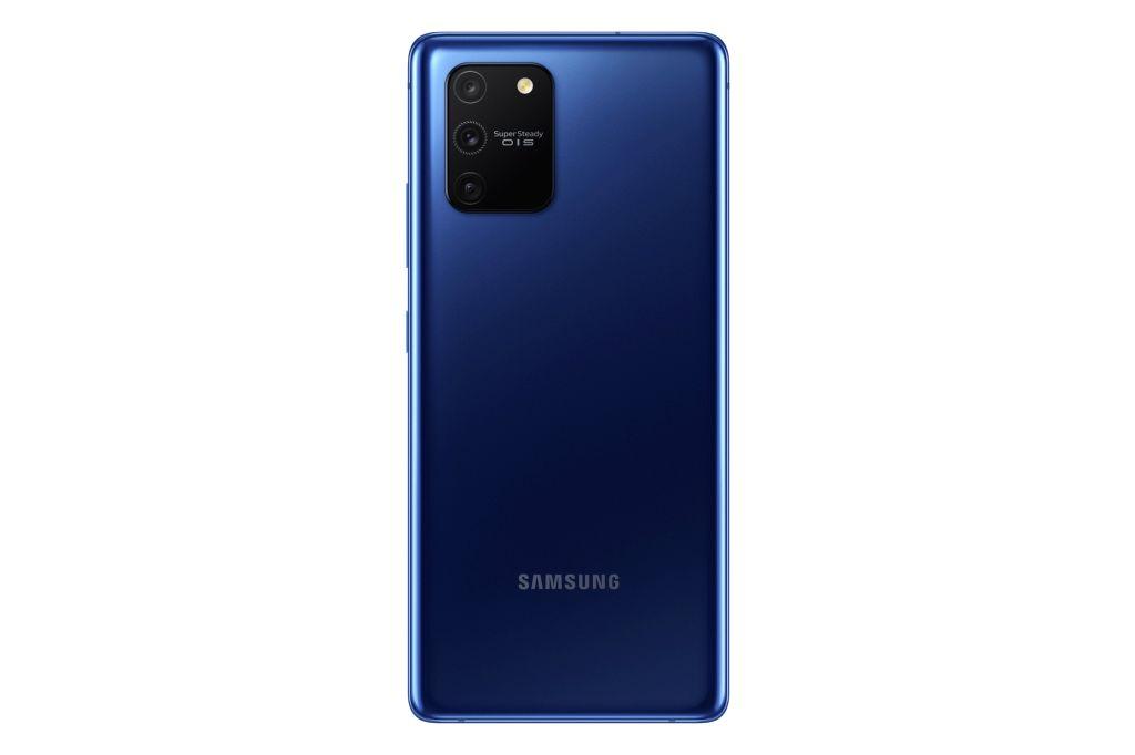 Samsung Galaxy S10 Lite.