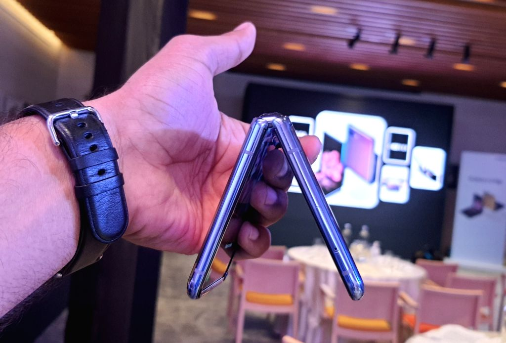 Samsung on Thursday announced the pre-booking for its new foldable smartphone Galaxy Z Flip in India from February 21 that will be available for thise who pre-book the device at Rs 1,09,999 from February 26.