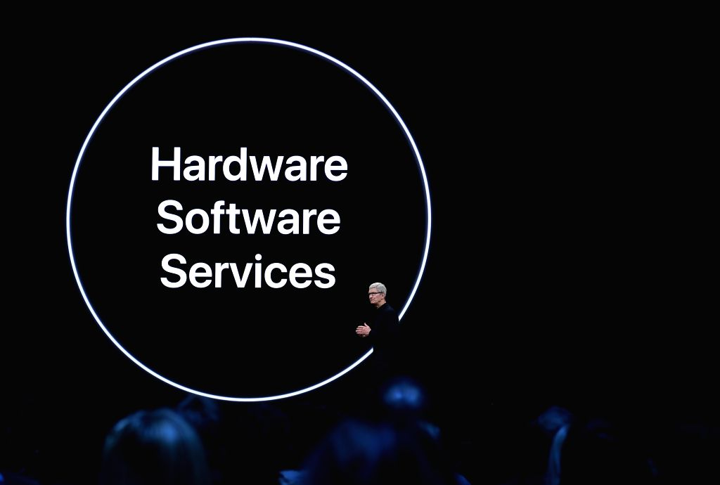 SAN FRANCISCO, June 4, 2019 - Apple CEO Tim Cook hosts Apple's Worldwide Developer Conference (WWDC) in San Jose, California, the United States, June 3, 2019.