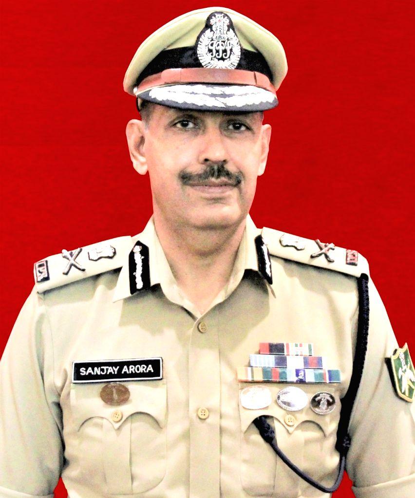 Sanjay Arora The Director General of Indo-Tibetan Border Police. (Handout Image)