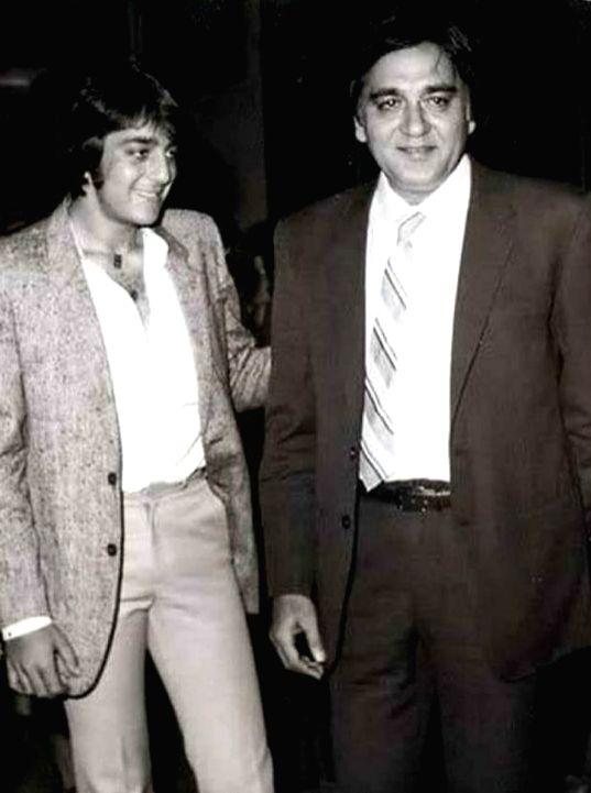 Sanjay Dutt remembers father Sunil Dutt on death anniversary.(photo:Instagram) - Sanjay Dutt and Sunil Dutt