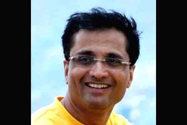 Sanjay Katkar. (Twitter/@sanjaykatkar)