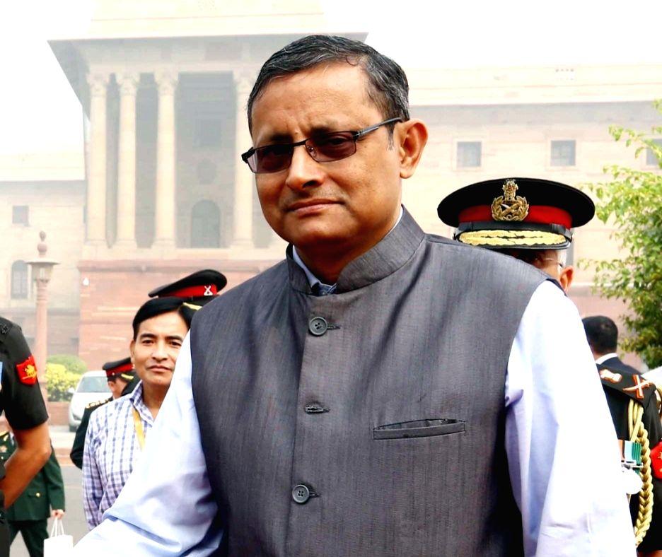 Sanjay Mitra. (File Photo: IANS)