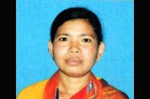 Santana Chakma. (File Photo: IANS)