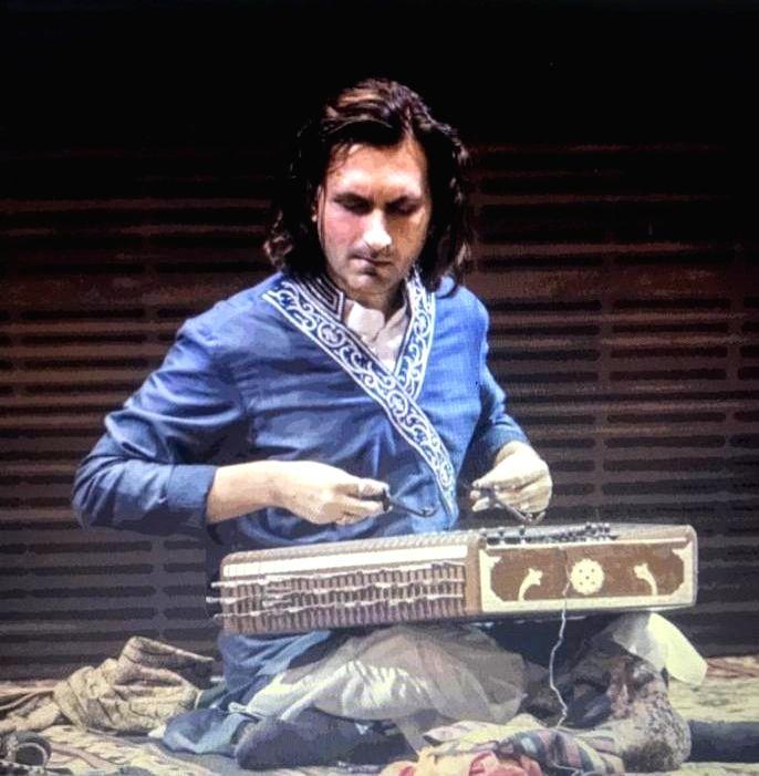 Santoor player and musician Rahul Sharma - Rahul Sharma